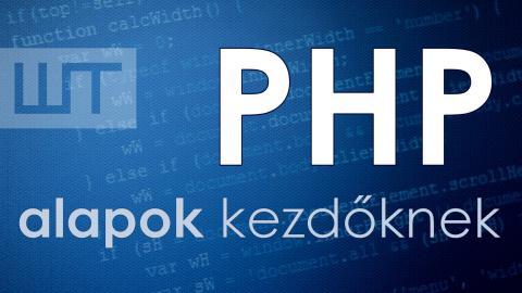 PHP alapok kezdőknek