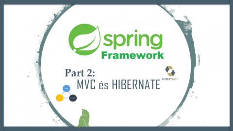 Java Spring kezdőknek: MVC és Hibernate